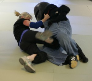 self defense martial science