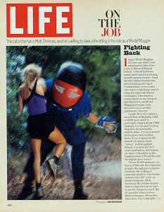 LIFE magazine self defense