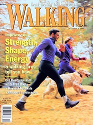 walking magazine