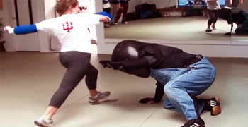 Self Defense Training Women Workshop