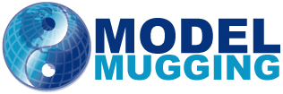 Model Mugging Self Defense Logo